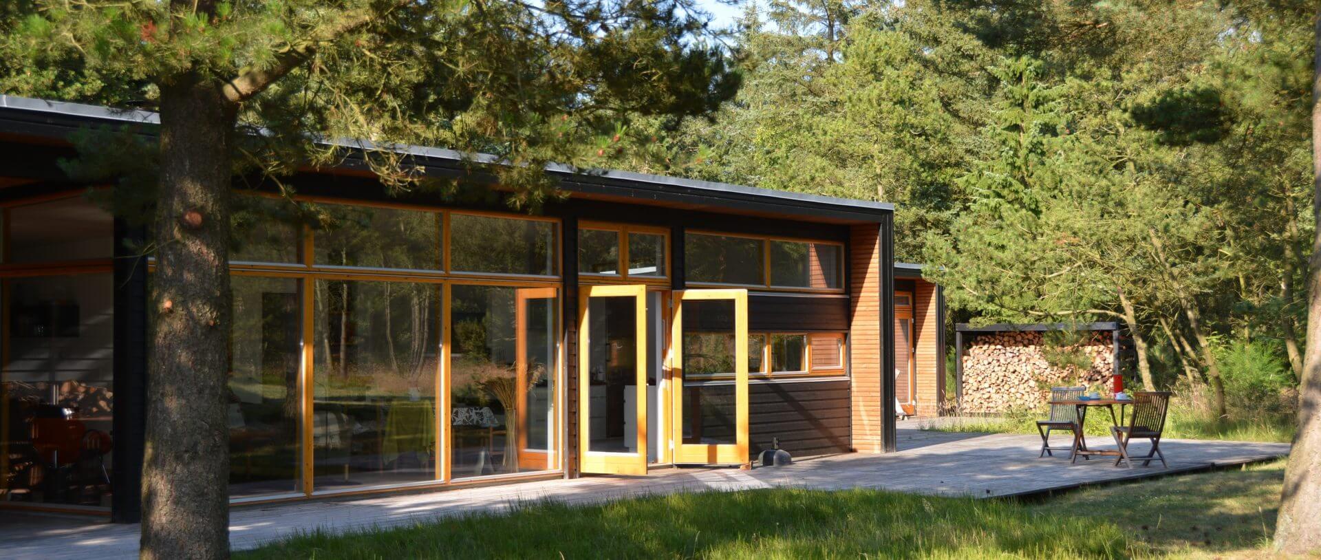 Længehus i Hjarbæk Fjord